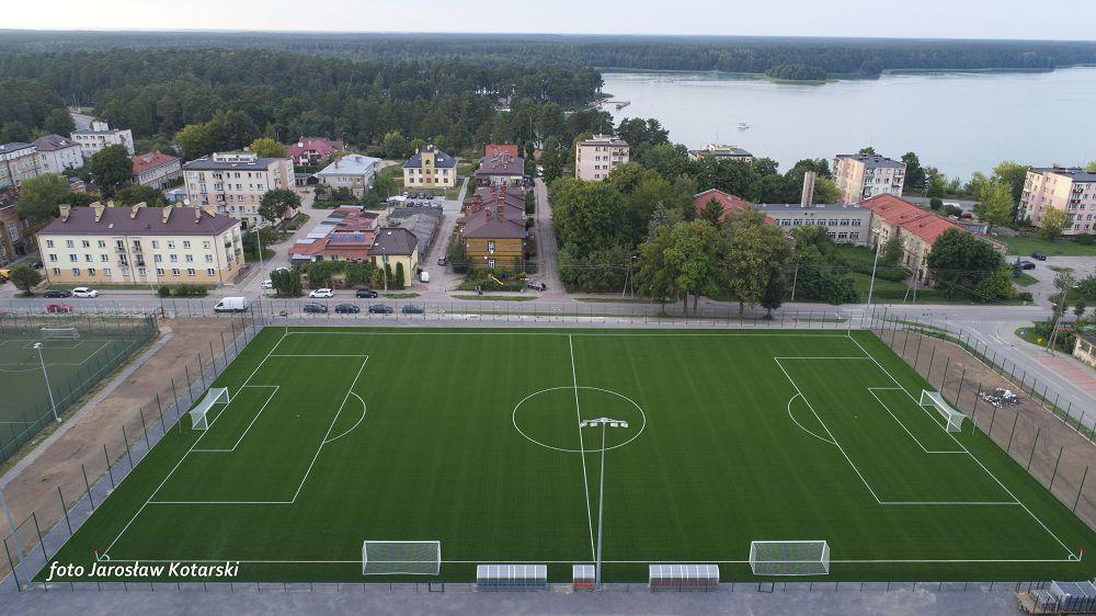 Obóz sportowy – Augustów 2021
